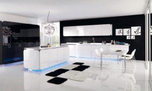 Decoración de cocinas minimalistas