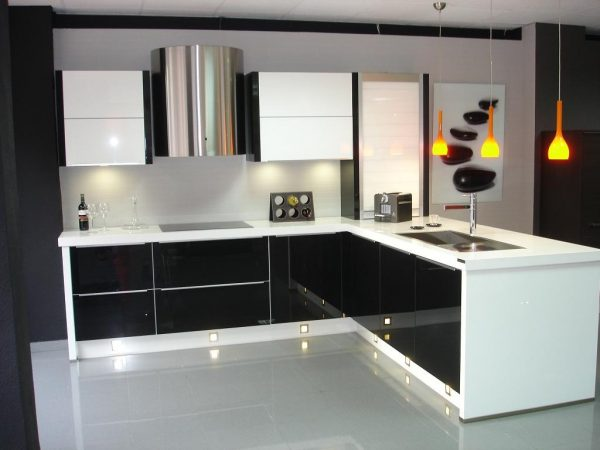 Diseño de cocinas integrales modernas