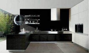 Diseño de cocinas minimalistas