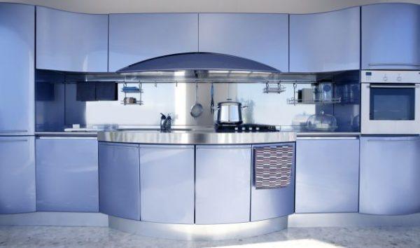 El estilo moderno en las cocinas