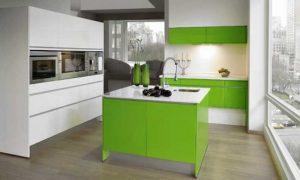 Muebles cocina minimalista1