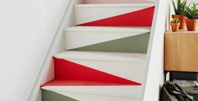escalera renovación