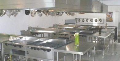 Cocinas para restaurantes