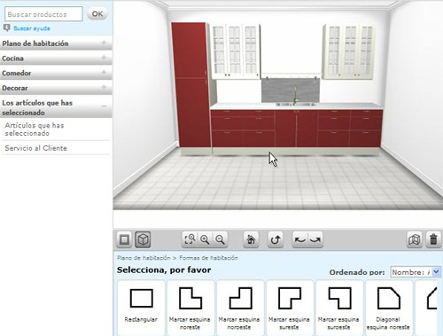 Programas para diseño de cocinas