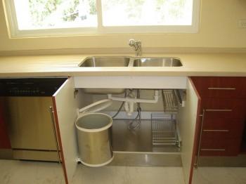 Accesorios para cocinas empotradas