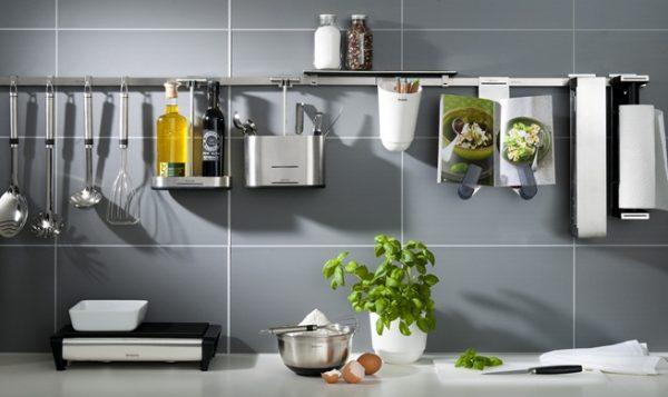 Accesorios para cocinas en acero inoxidable