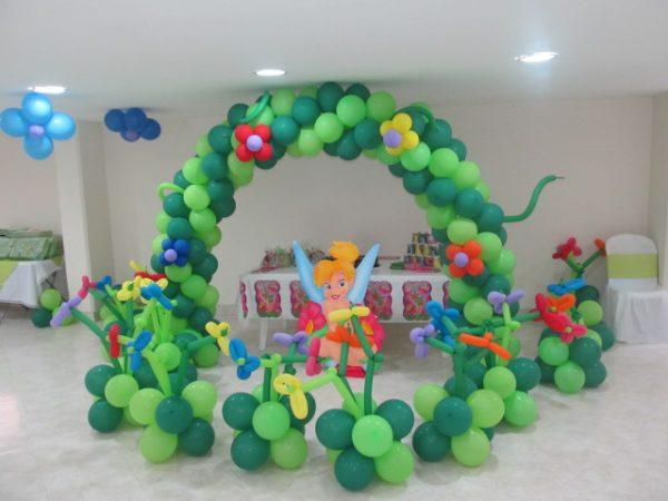 Decoraciones de fiestas infantiles
