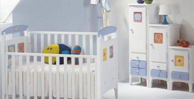 Decorar cuartos de bebes