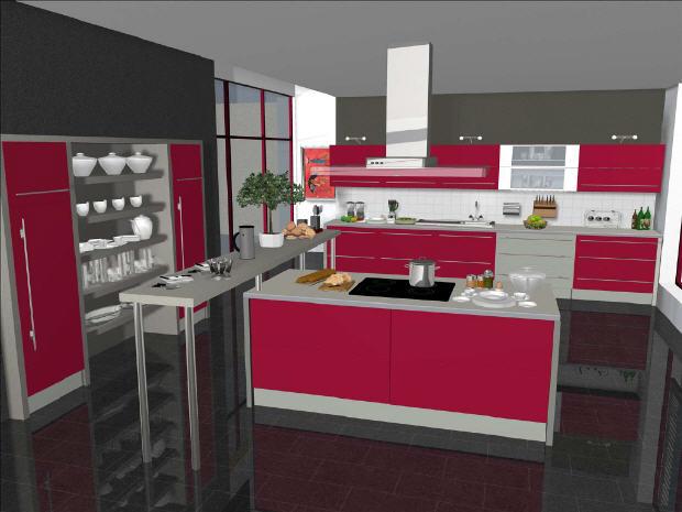 ▷ Diseñador de cocinas modernas y originales