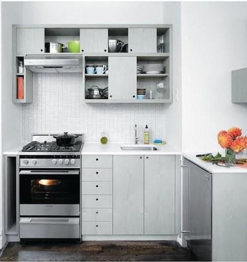 Diseño cocinas, salas, comedores y dormitorios pequeños