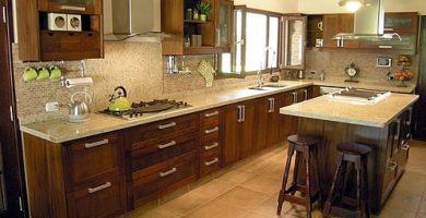 Diseños para cocinas integrales