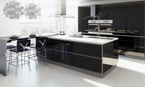 Ejemplos de cocinas bien diseñadas