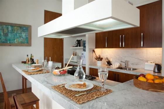 Extractores de aire para cocinas