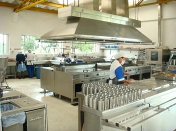 Fabrica de cocinas industriales