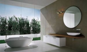 Fotos imagenes fotografias decoracion baños modernos