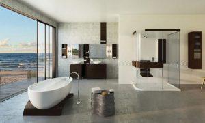 Fotos imagenes fotografias decoracion de baños modernos pequeños
