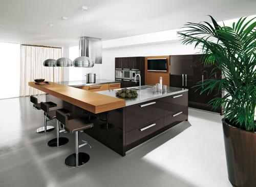 Modelo de cocinas modernas