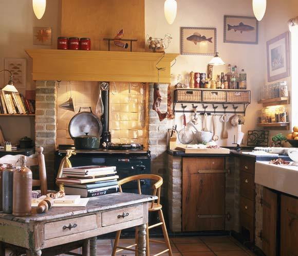 Modelo de cocinas
