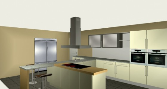Programa para diseñar cocinas gratis