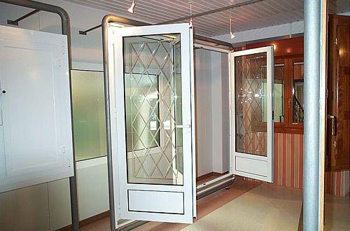 Puertas de aluminio para cocinas