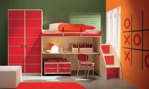 decoracion de dormitorios pequeños para jovenes