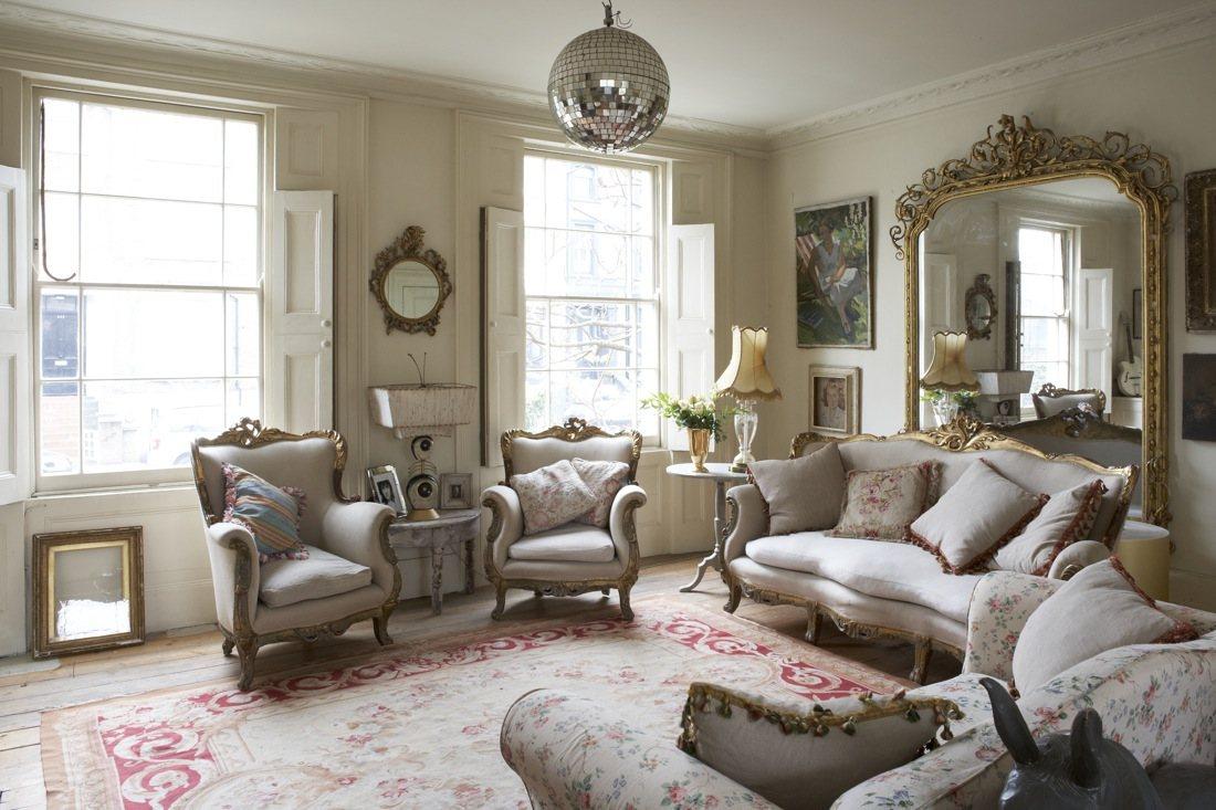 Ideas para decorar con el estilo hind - Decoracion de salones estilo romantico ...
