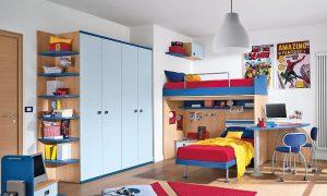 decorar habitaciones juveniles pequeñas