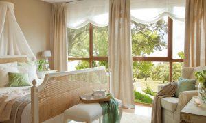 dormitorio estilo romantico