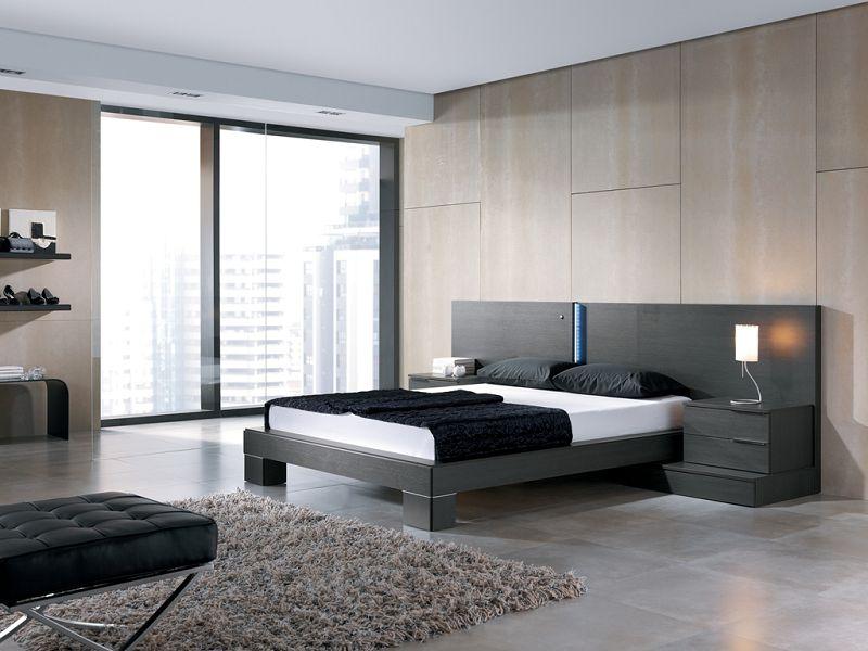 Dormitorios hermosos for Dormitorios minimalistas pequenos