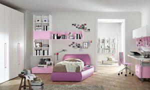 modelos de dormitorios lila fotos