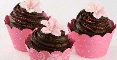 Cupcakes decoración