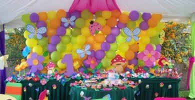 Fiestas infantiles decoración