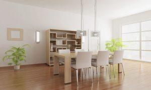 Fotos consejos e imagenes interiores comedores minimalistas