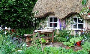 Patios y exteriores jardin forja