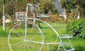 Patios y exteriores jardines para fiestas