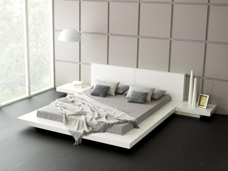casa-interior-cámara-moderna-dormitorio-dormitorio-blanco-blanco-gris-luz