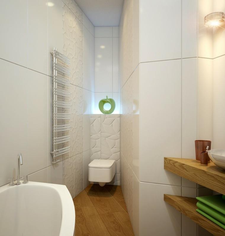 deco-moderno-arreglos-habitación-de-baño-blanco