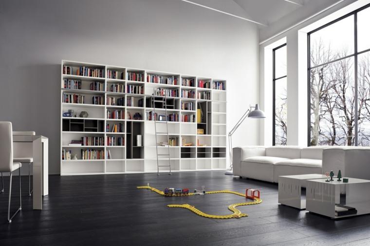 salón-diseño-moderno-blanco
