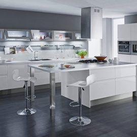 decoración-cocina-blanca-gris