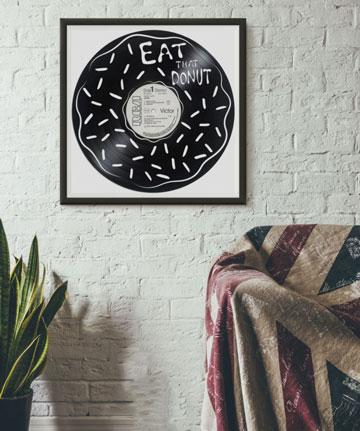 disco-donut