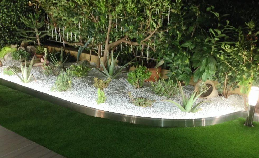 iluminacion-led-en-jardin