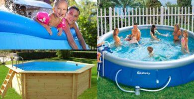distintos tipos piscinas elevadas