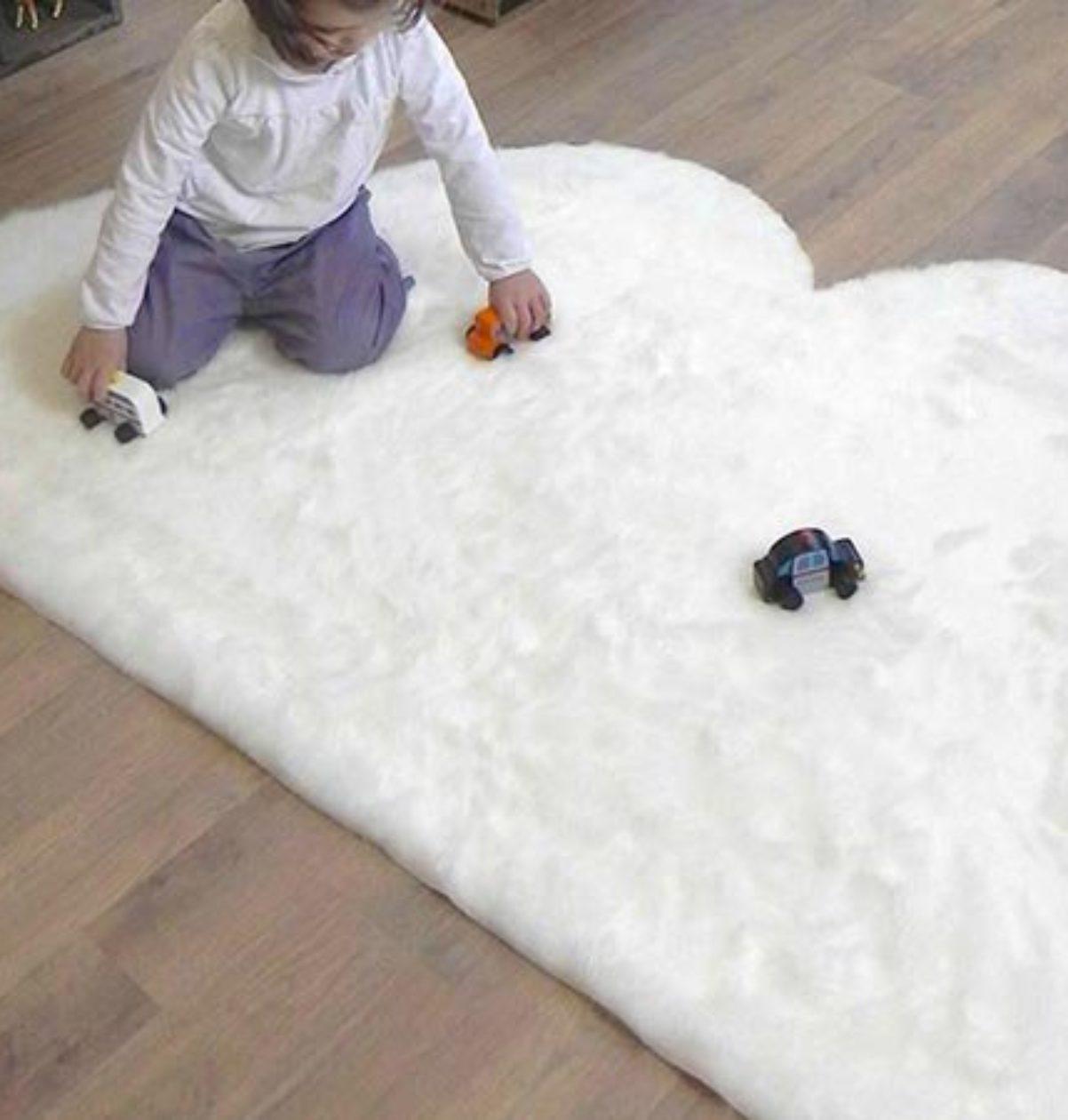 alfombra nube