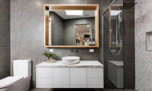 decoración muebles baño
