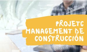 project management de construcción