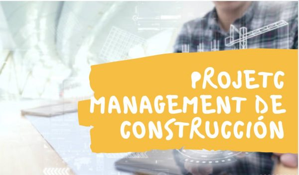 project management de construcción
