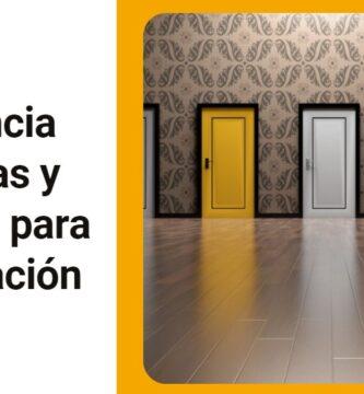 Importancia de puertas y armarios para la decoracion